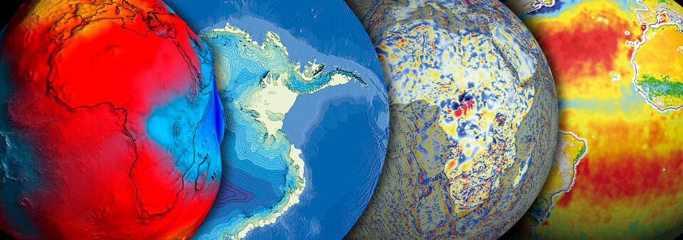 Novos panoramas da Terra dinâmica