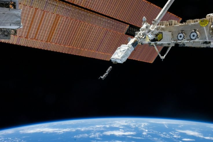 CubeSat deployment from ISS