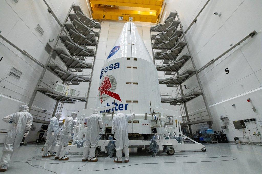 Solar Orbiter: preparado para o lançamento