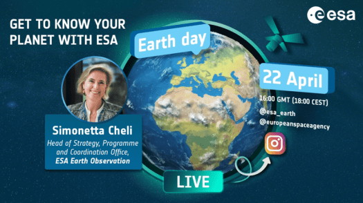 Get to know your planet with ESA