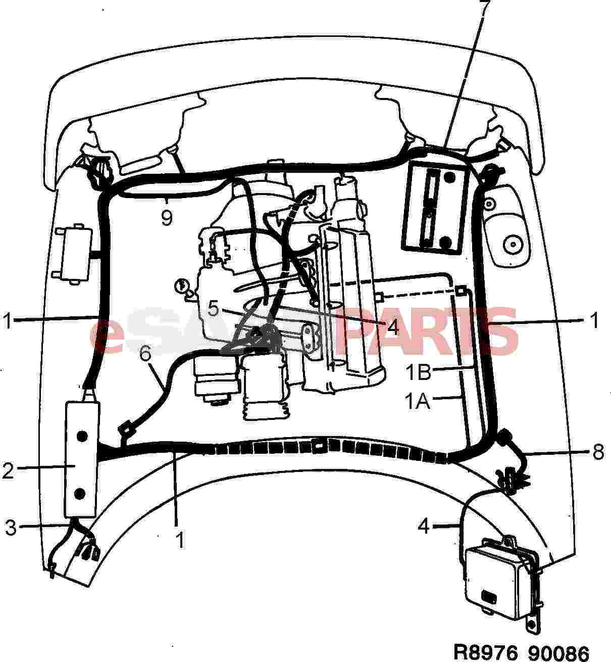 Saab Trionic Wiring Diagram