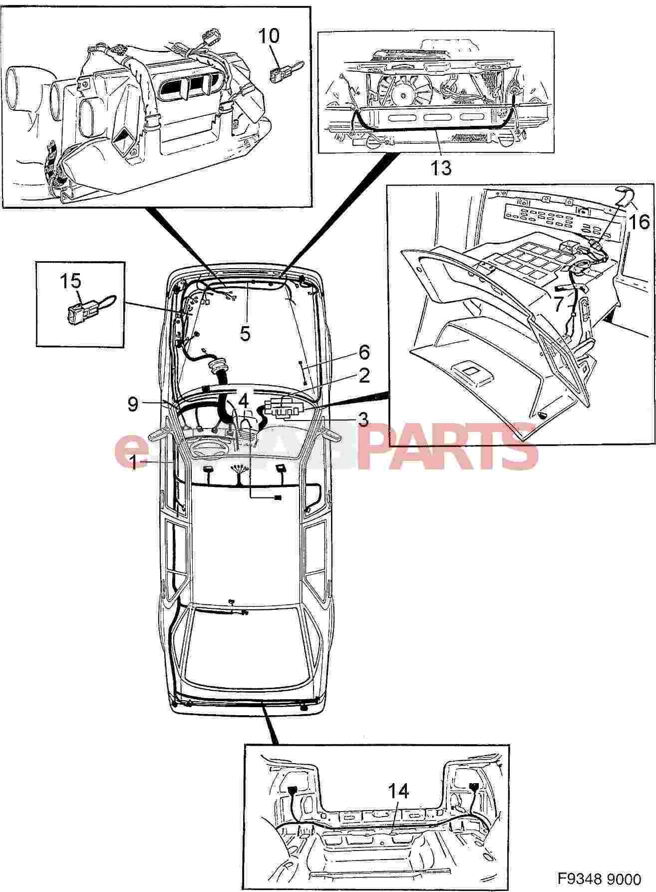 Saab Cd Wiring Diagram