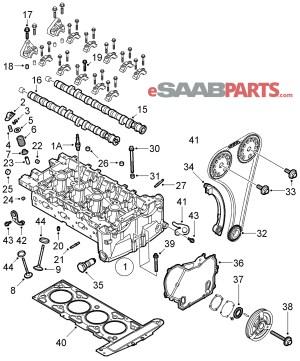 Saab Wiring : Automatic Transmission Parts Diagram 99 Saab