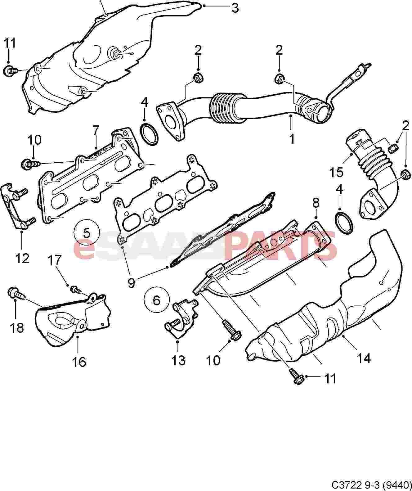 Saab Pipe