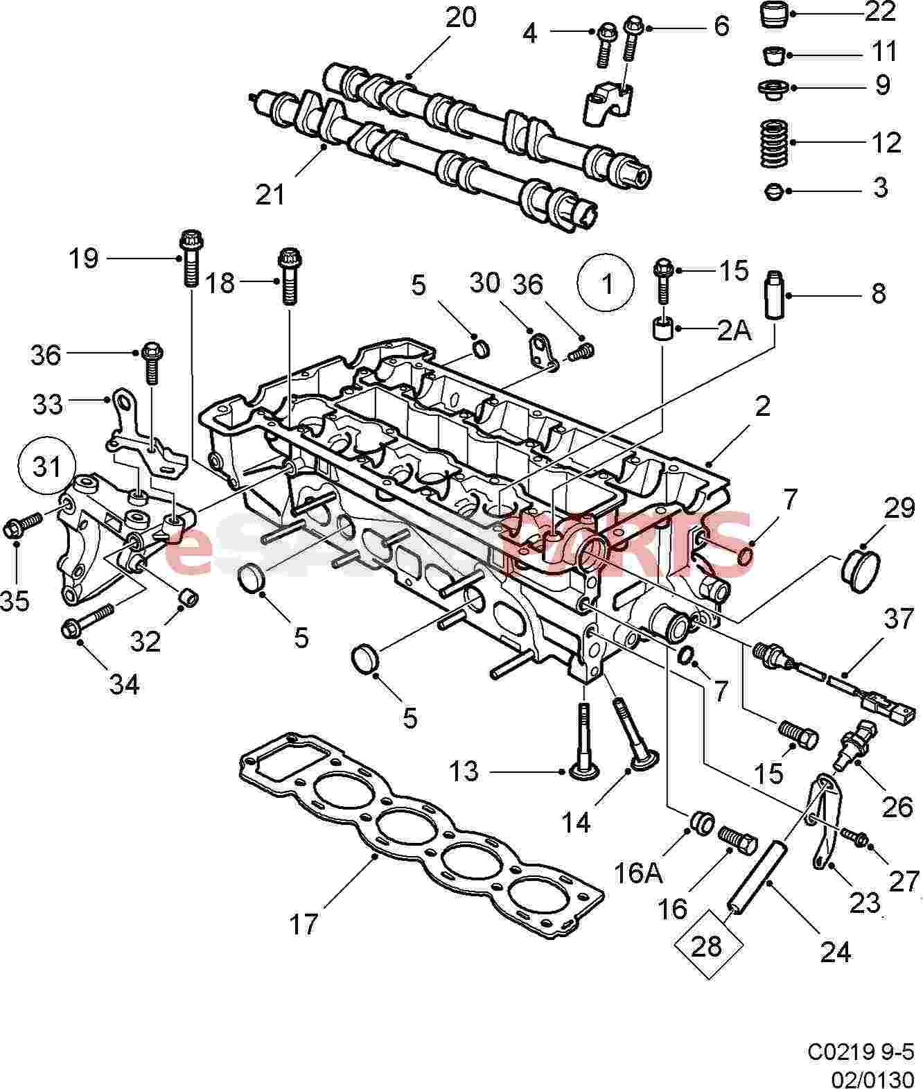 Pontiac G6 Exhaust Diagram