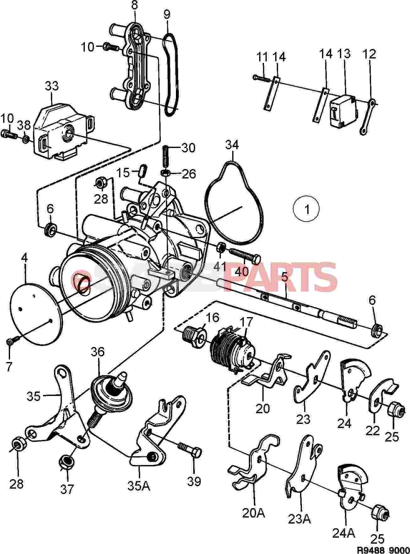 Saab 900 Instructions For A Ignition Switch