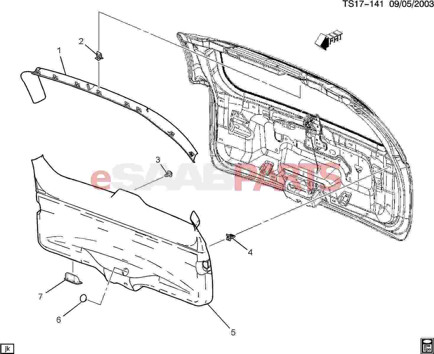Volvo S60 Parts Diagram