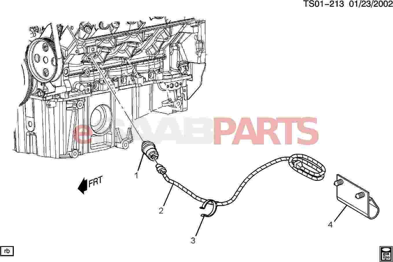 Saab Engine Heater