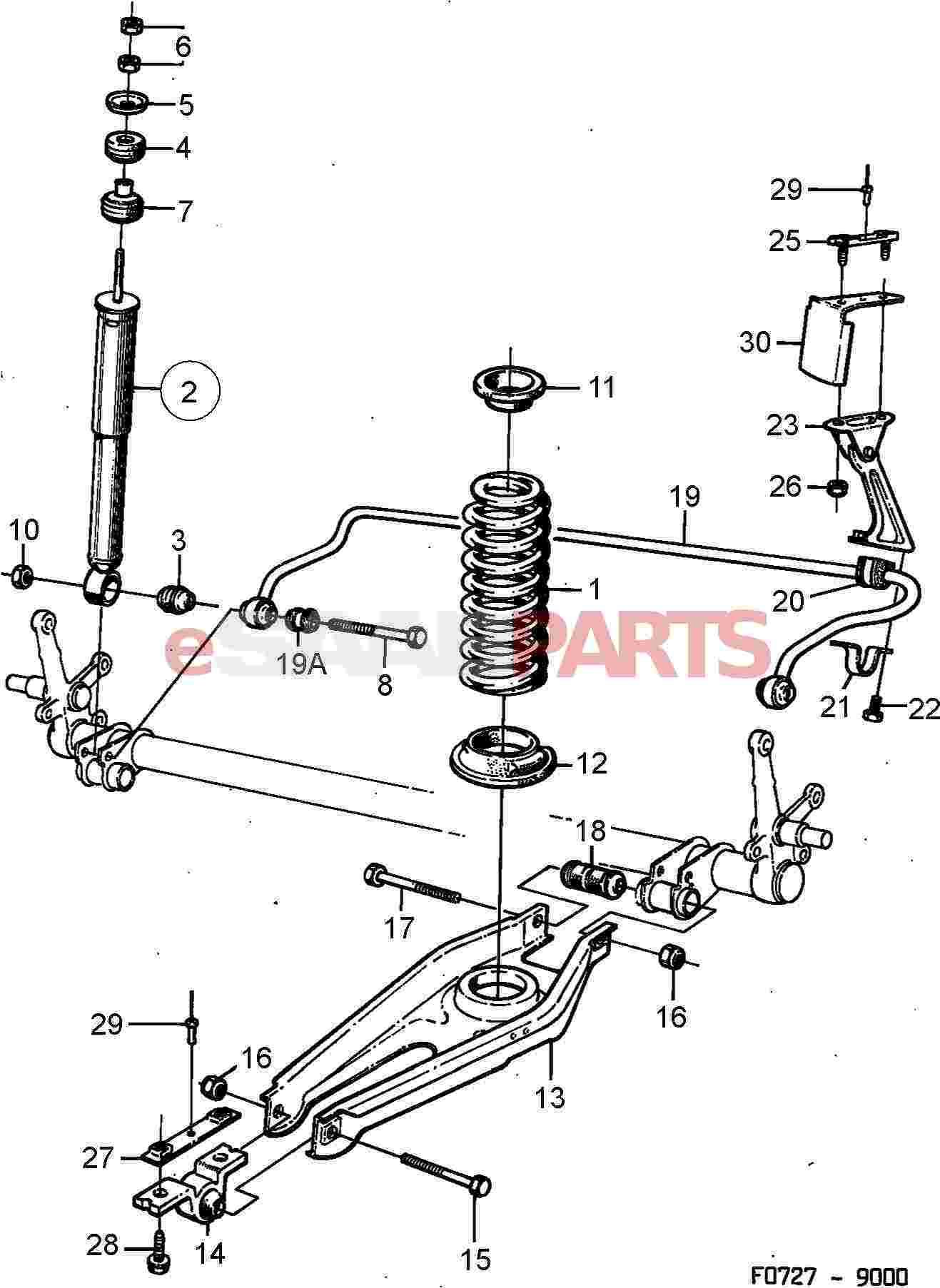 Saab Spring Link