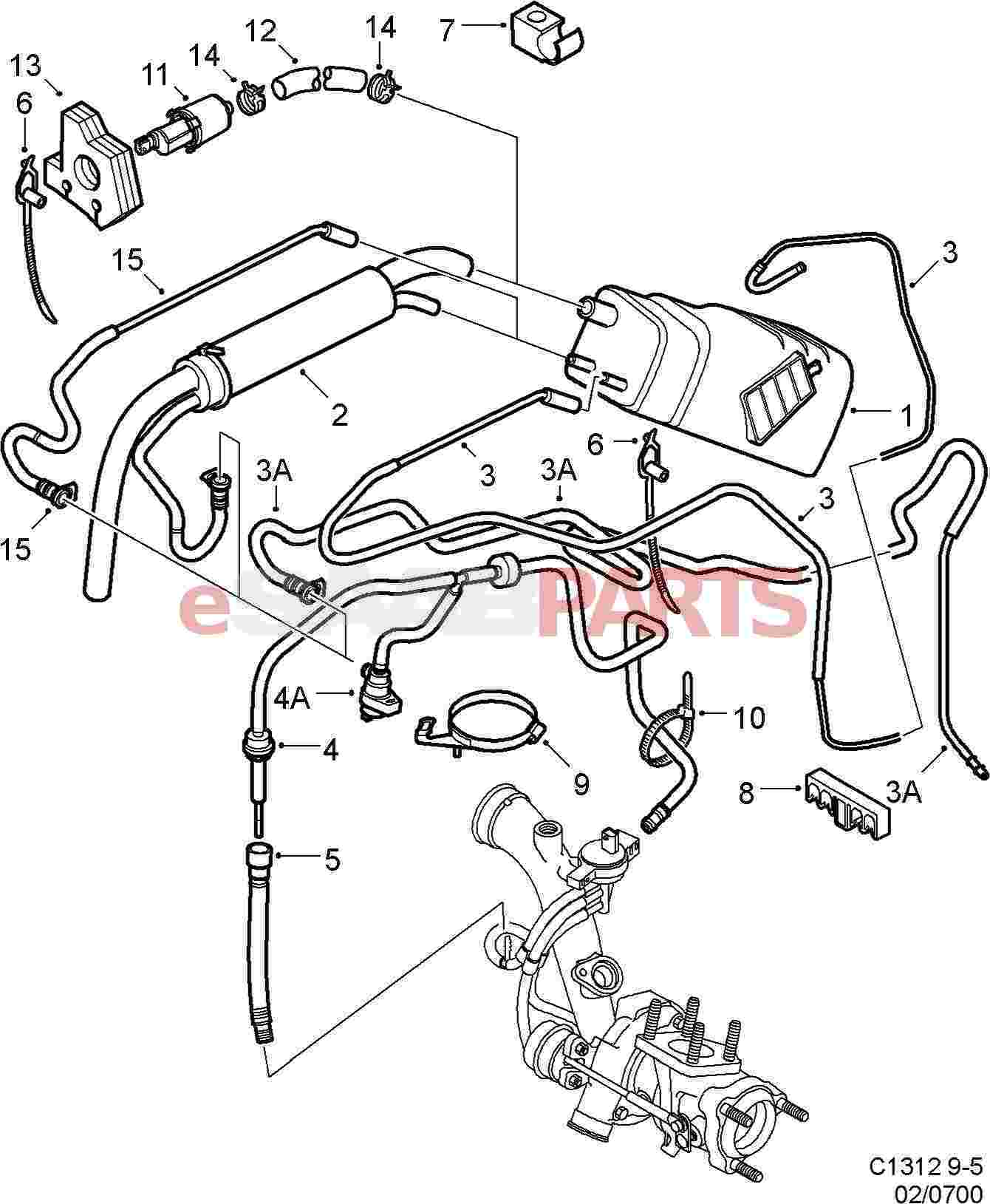 Exhaust Diagram Honda Ridgeline