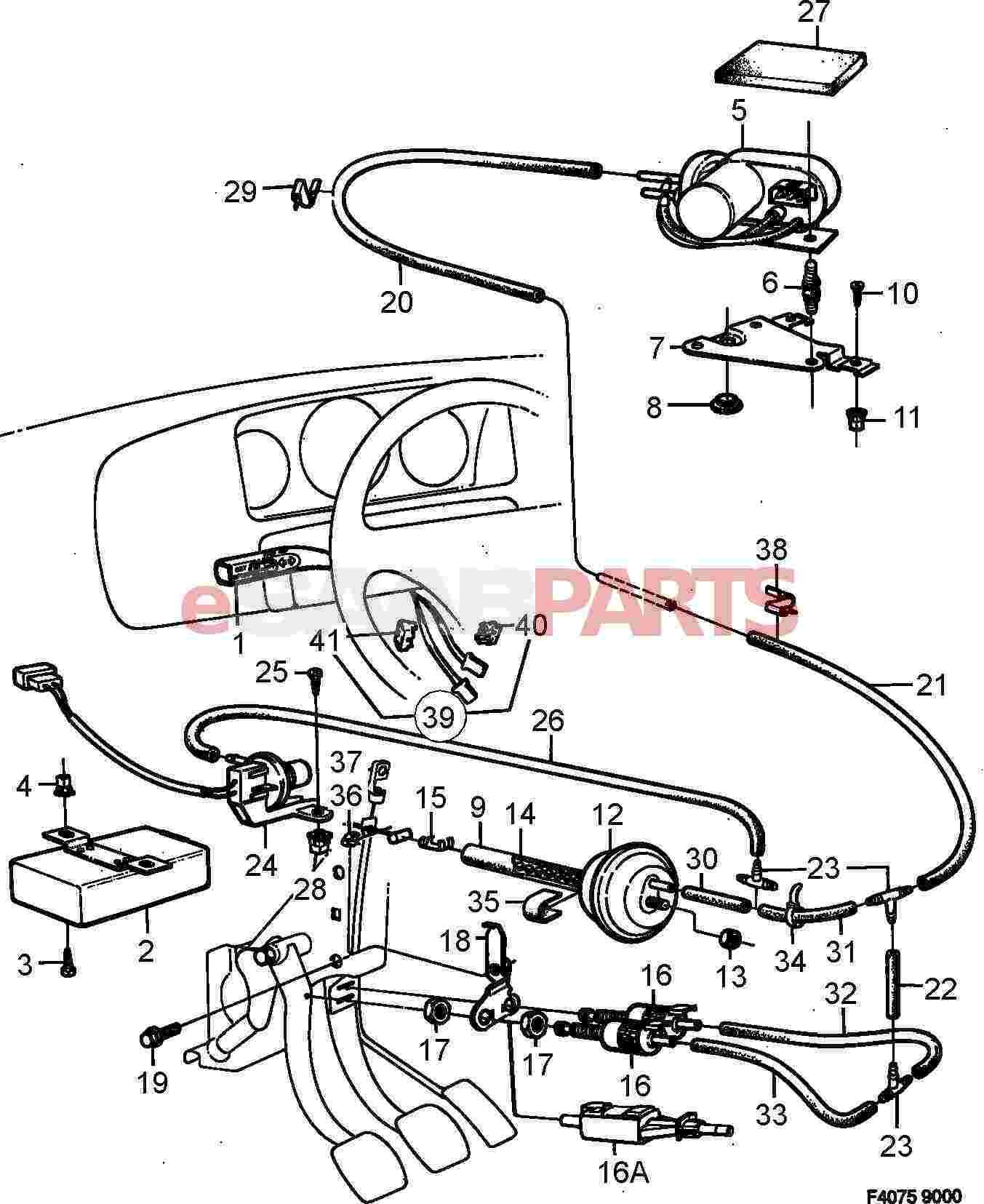 Saab Clamp