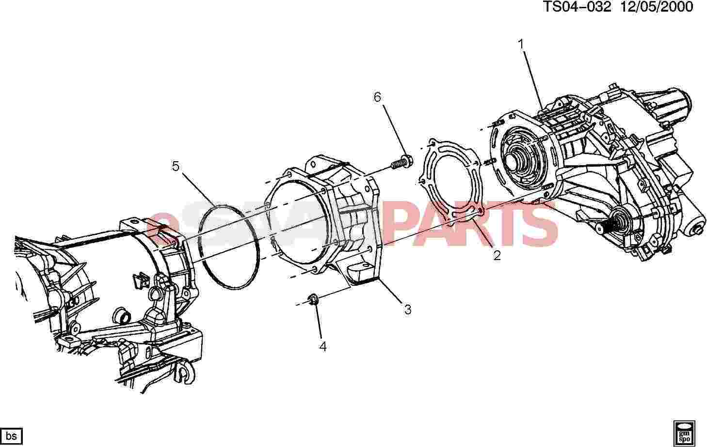 Saab Seal Transfer Crankshaft Angle Sense