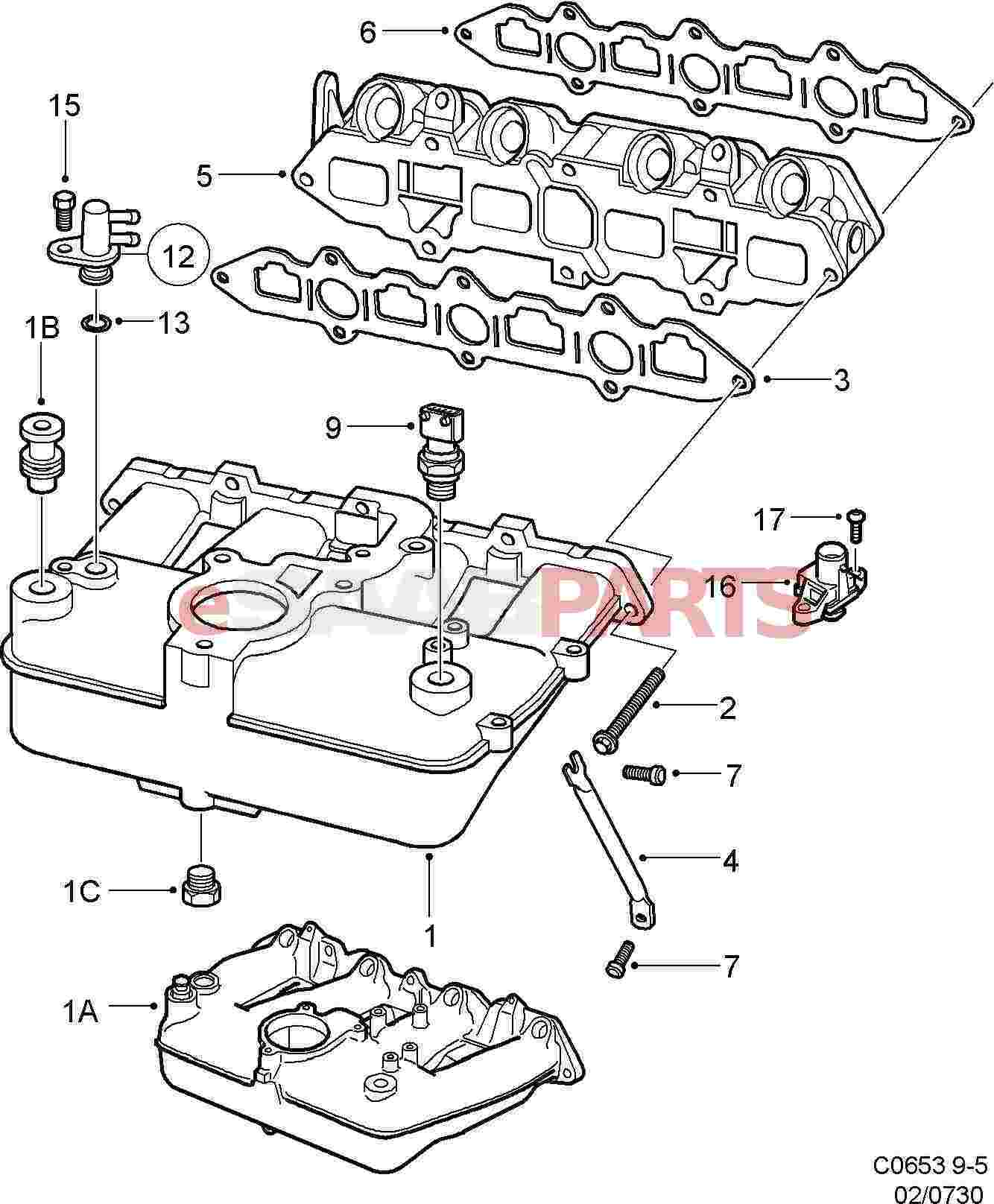 Part For Map Sensor B205l