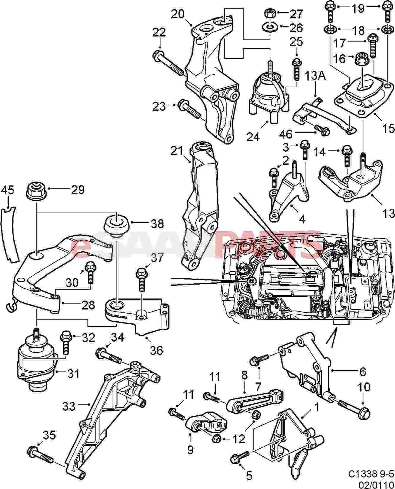 Saab 9 3 Turbo Wiring Schematic
