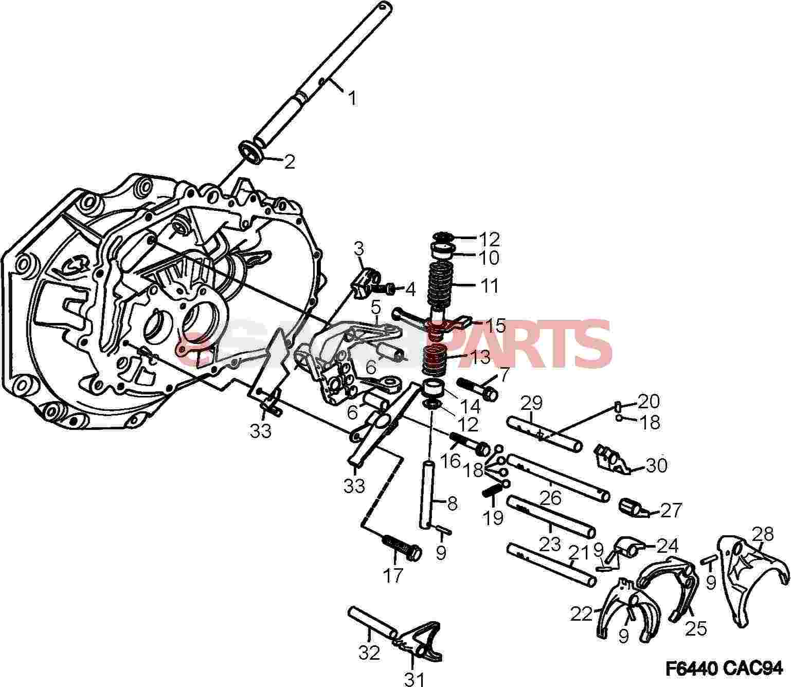 Saab Manual Transmission Hub Replacement