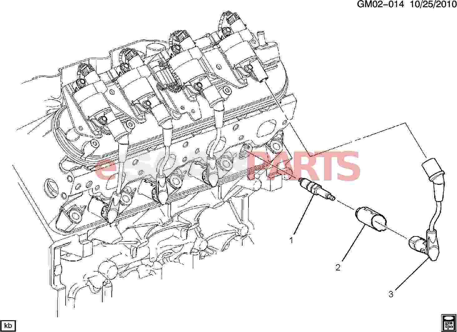 Saab Wire Kit Spark Plug