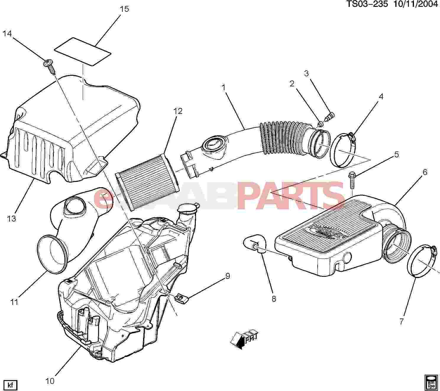 Diagram Gmc Envoy Enginepartment Diagram Full