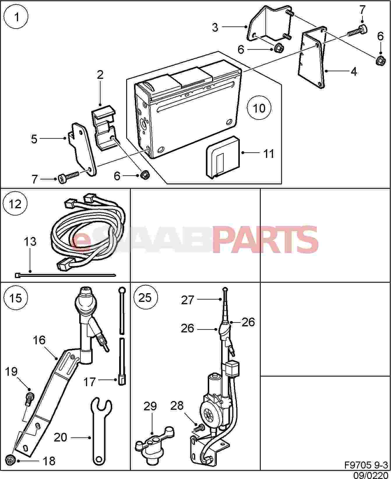 Saab 9 3 Radio Wiring Diagram