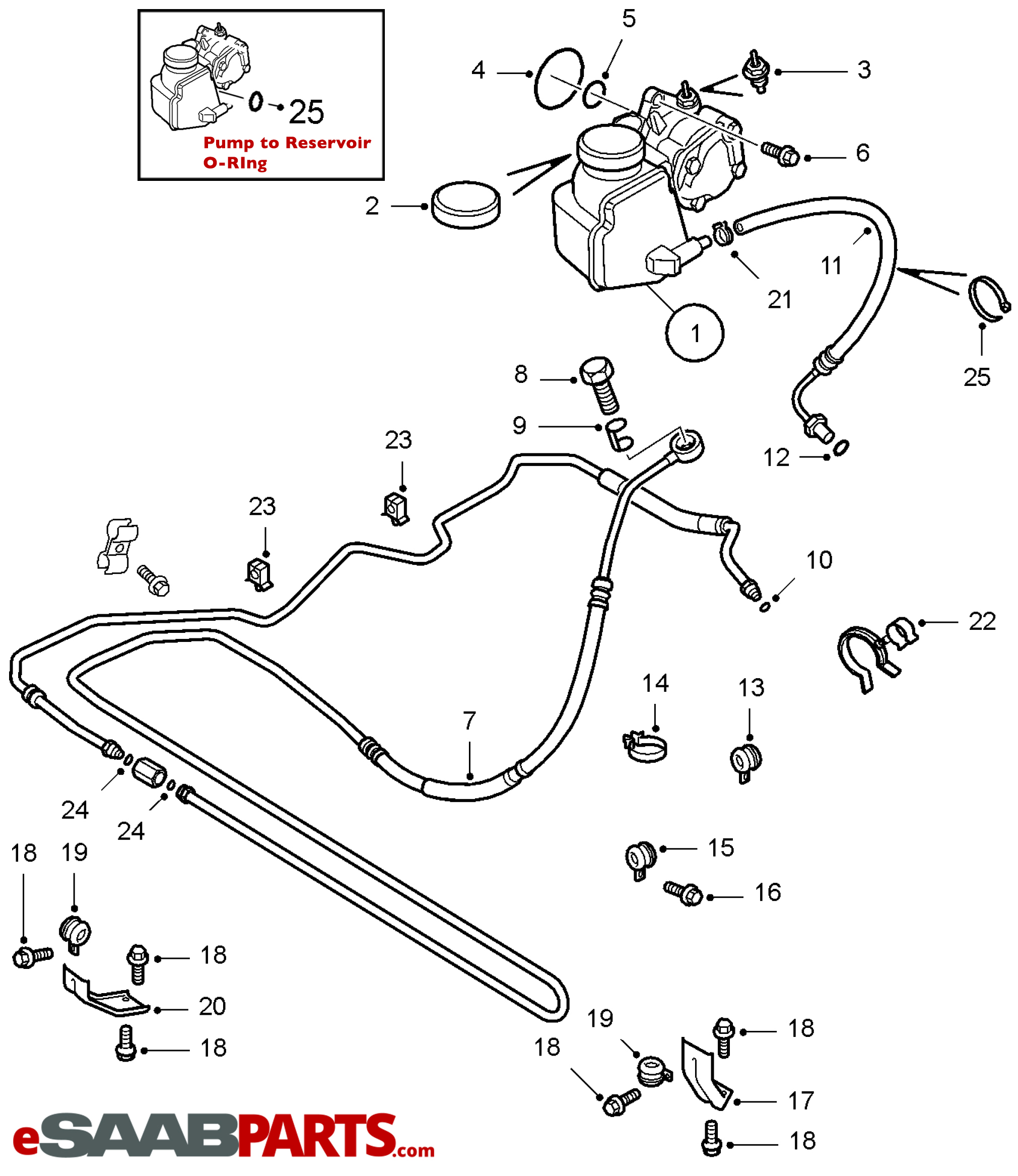 Hyundai Power Steering System
