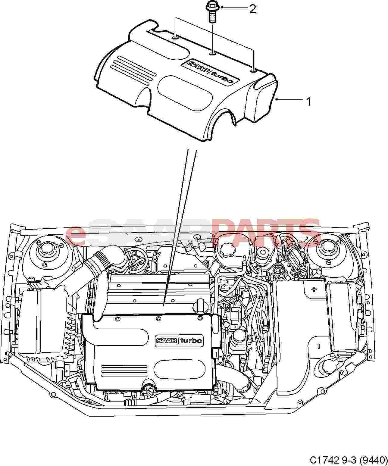 Mercury Sable Diagram Under Hood