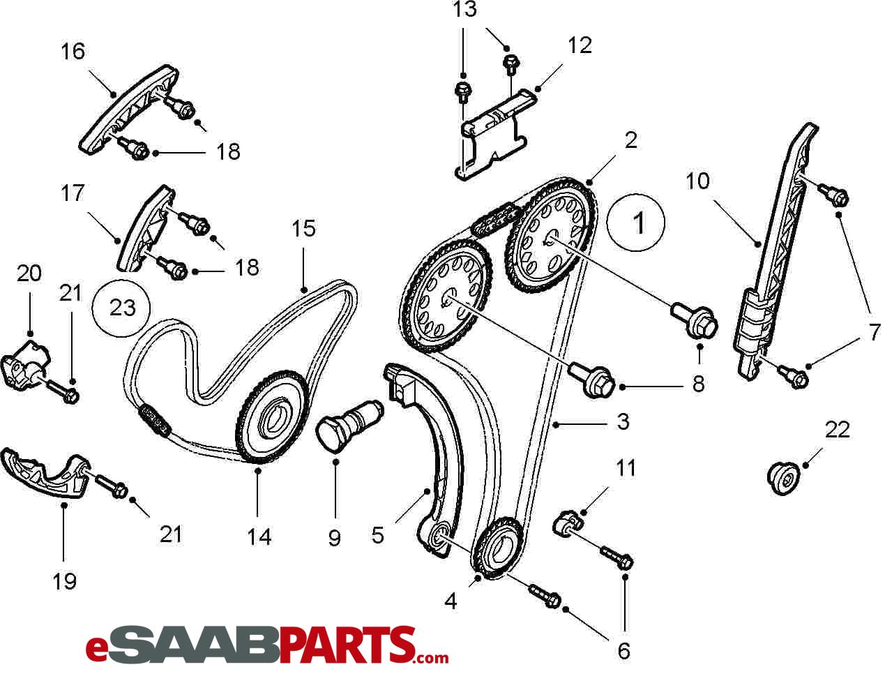 Fuses Diagram Saab 9 3 Turbo