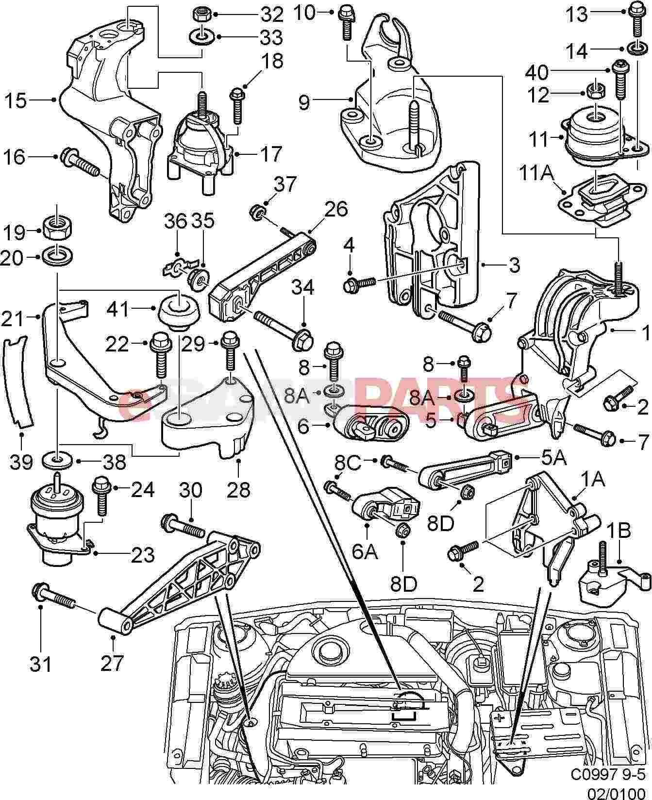 Ford Expedition Vacuum Hose Diagram