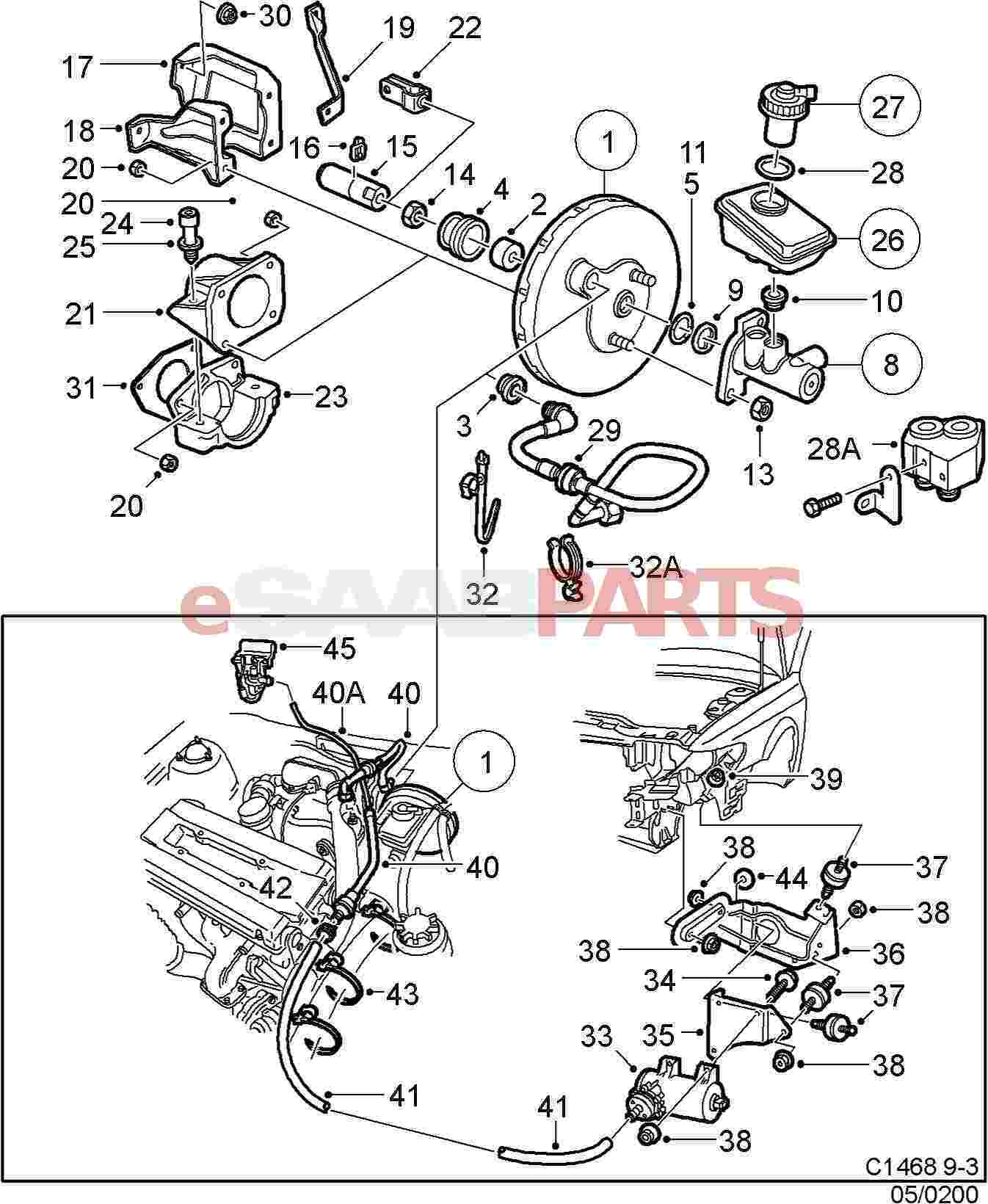 Saab 9 7x Wiring Diagram Wires Amp Decors