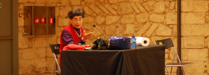 Esther Ferrer. El arte de la performance, teoría y práctica