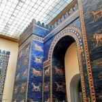 Puerta de Ishtar. Museo de Pergamo Berlin