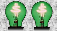 economia de energia, vida financeira, dinheiro