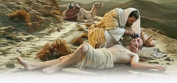 Explicando as parábolas de Jesus: O bom Samaritano