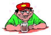 piadas para crentes, bêbado, humor, deus é humor