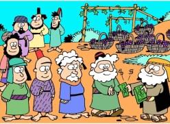 parábolas de jesus, trabalhadores da vinha, explicando as parábolas