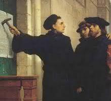 Você conhece as 95 teses de Martinho Lutero que deram o pontapé inicial na reforma protestante?