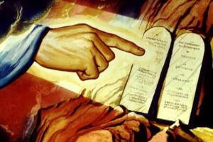 Ensino dos 10 mandamentos: Um prefácio feito por Deus