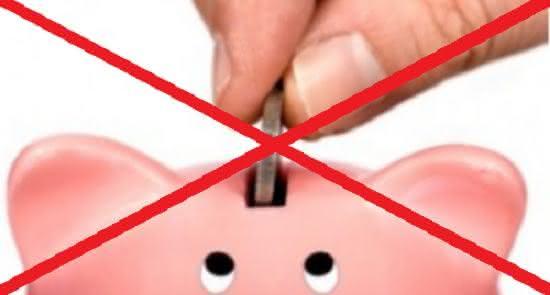 9 coisas que não deveríamos economizar