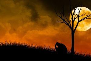 Uma oração [real] de um servo de Deus sobre sua depressão