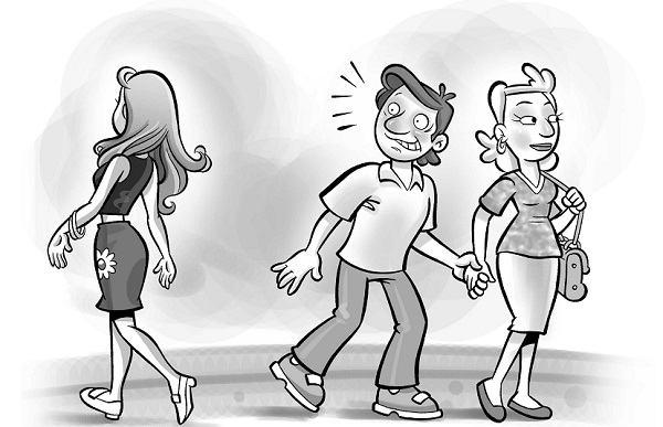 Meu Amor Eu Já Sou Outra E Sendo Outra Não Sou Mais Sua: PALAVRAS DE SABEDORIA: Sou Casado, Mas Estou De Olho Em