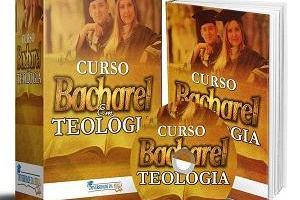 Curso Livre Bacharel em Teologia