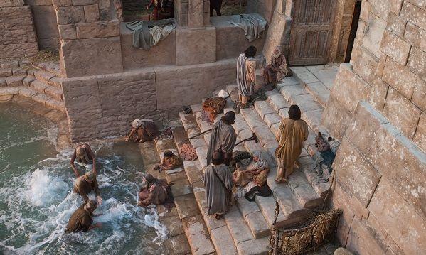 Havia mesmo um anjo que agitava a água no tanque de Betesda?