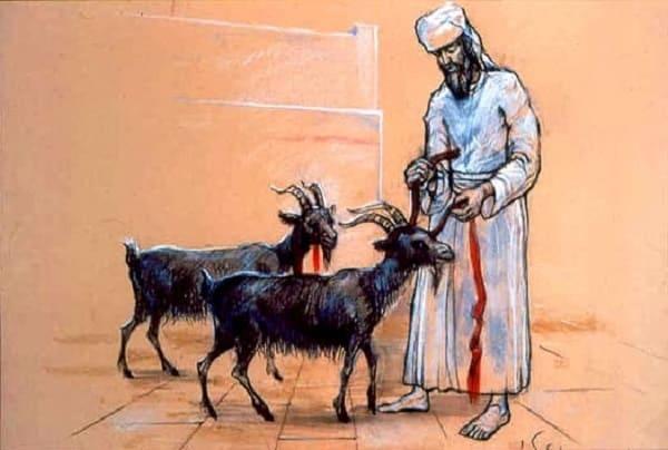 O que era o dia da expiação no Antigo testamento?