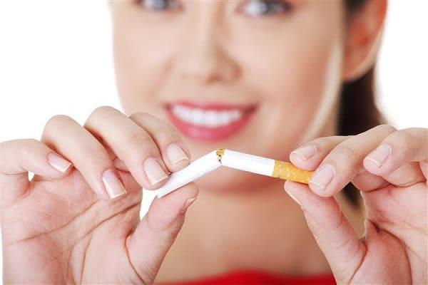 Quem tem vício de cigarro não pode ser batizado?