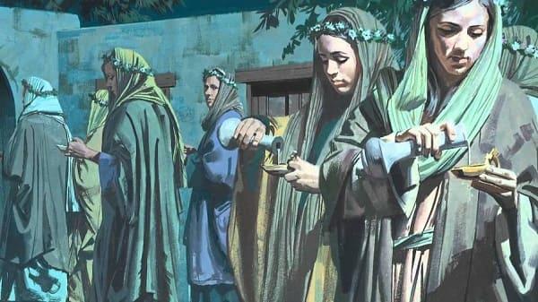 Parábolas de Jesus: A parábola das dez virgens
