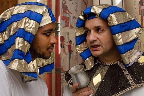 José do Egito usava uma taça de prata para fazer adivinhações?