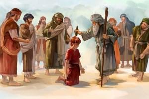 Jessé, pai de Davi, teve sete ou oito filhos? Por que a Bíblia entra em contradição sobre isso?