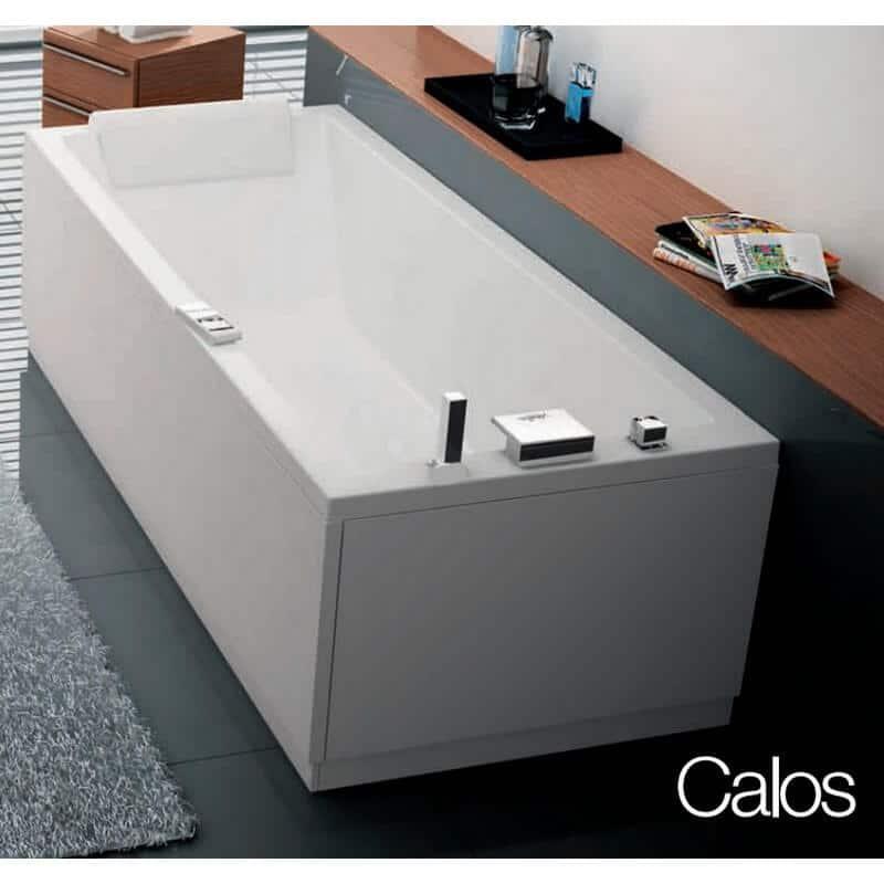 Baignoire Calos Standard Rectangulaire Acrylique 170x75