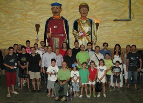 Foto de grup de tots els participants