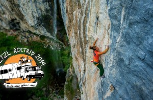 Video escalada deportiva Petzl RocTrip Rumania 2014
