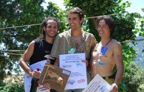VII Competición Internacional Escalada en Bloque Rodellar 2008