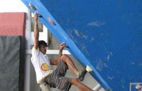 IV Válida de bloque de la Liga Venezuela de Escalada Juvenil y Senior 2008